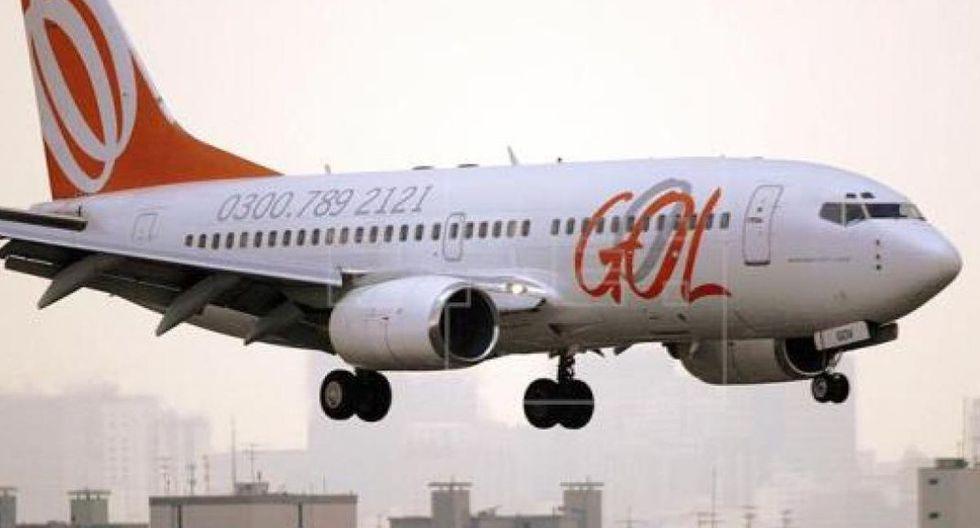 En caso los aviones de Gol dejen de volar por completo, podría mantenerse cinco meses. (Foto: EFE)