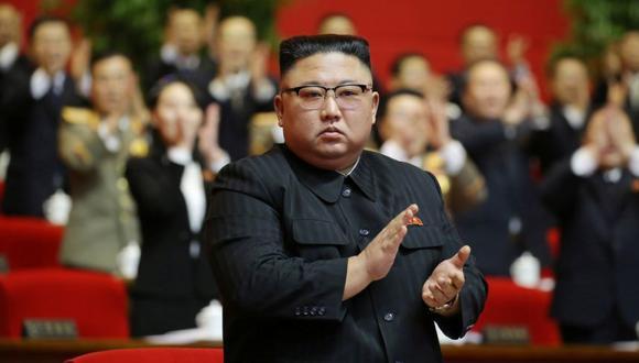 Kim Jong-un, presidente de Corea del Norte. (Foto: Reuters)
