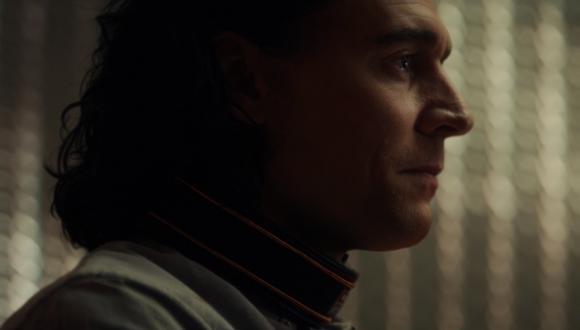"""Tom Hiddleston en una de sus mayores escenas en el cuarto episodio de """"Loki"""". Foto: Marvel Studios."""