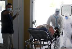 Argentina registra nuevo récord de 17.096 casos de coronavirus en un día