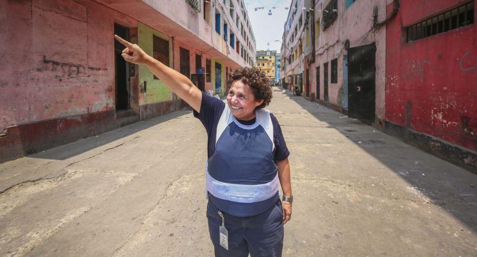 Susel Paredes. (Fidel Carrillo)