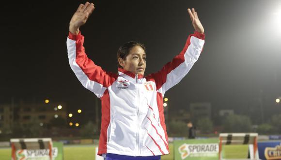 Inés Melchor se coronó en Sudamericano de Atletismo (FOTOS) - 5