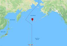 Estados Unidos: sismo de 6,1 sacude las costas de Alaska