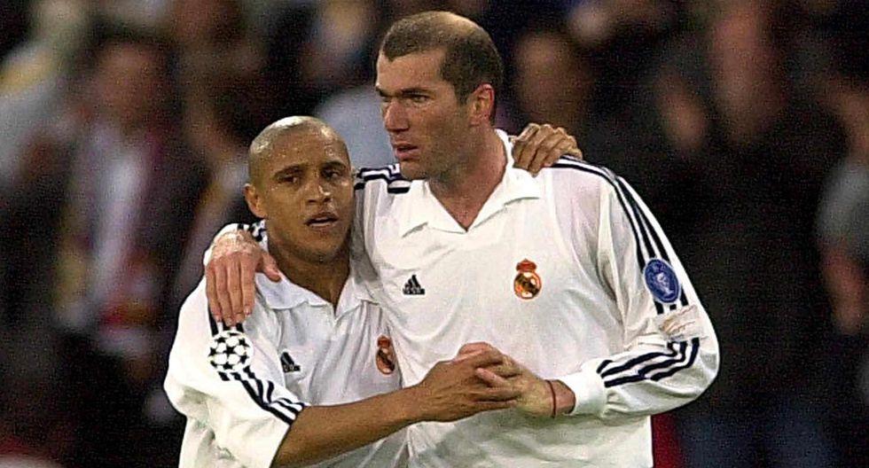 Zinedine Zidane eligió el mejor partido de su carrera como jugador. (Foto: Agencias)
