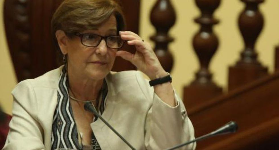 La señora Villarán negó durante casi seis años saber sobre el financiamiento de su campaña.