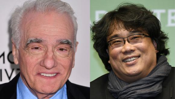"""Martin Scorsese espera nueva película del director de la ganadora del Oscar """"Parasite"""" (Foto: AFP)"""