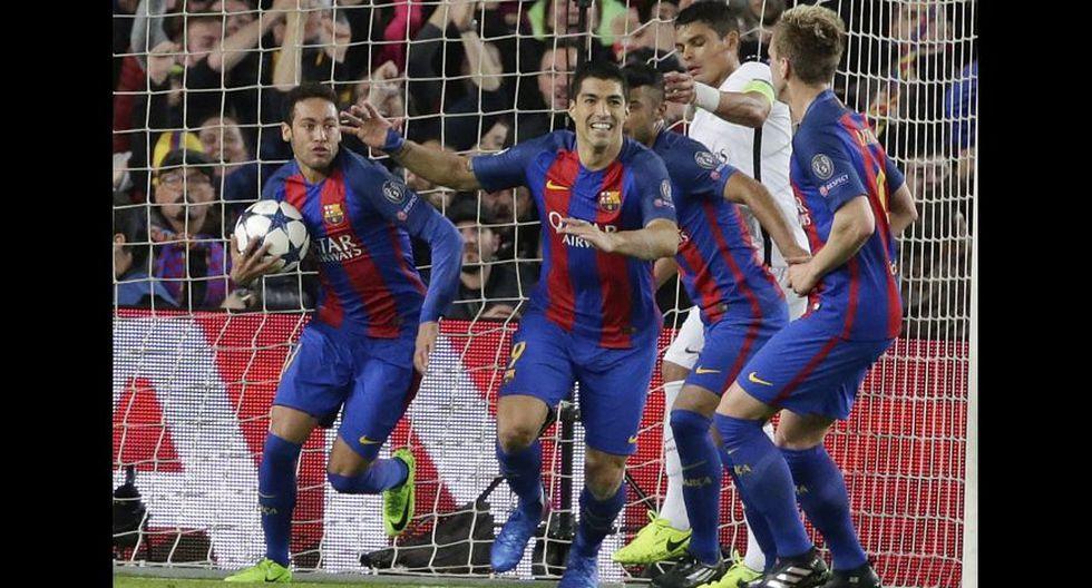 Las fotos del autogol que provocó Andrés Iniesta en Champions - 11
