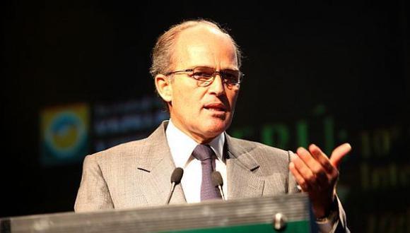Roque Benavides fue presidente de Buenaventura en el 2013. (Foto: Perumin)