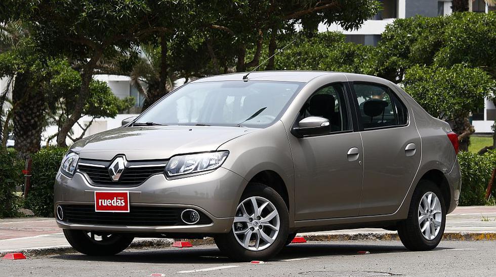 TEST: Una prueba al renovado Renault Logan [FOTOS] - 1