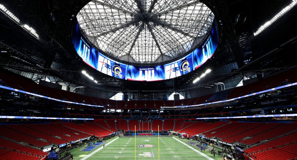 Super Bowl 2019: conoce el Mercedes Benz-Stadium, escenario que albergará la final de la NFL. (Video: CNN - Foto: AFP).
