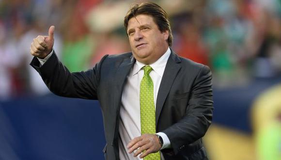 """Miguel Herrera aceptó error pero consideró """"injusto"""" su despido"""