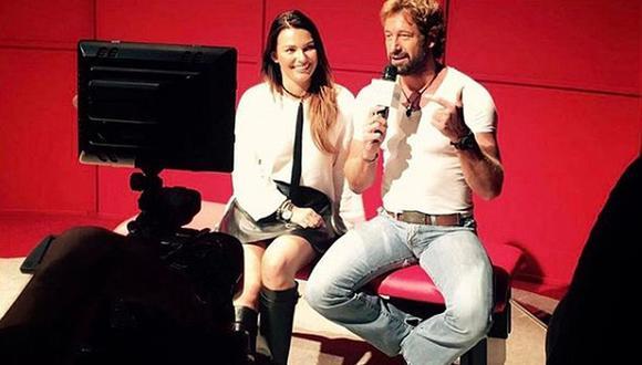 Irina Baeva y Gabriel Soto han compartido protagónico en telenovelas y obras de teatro. Hoy son pareja y él acaba de divorciarse de Geraldine Bazán. (Foto: Instagram)