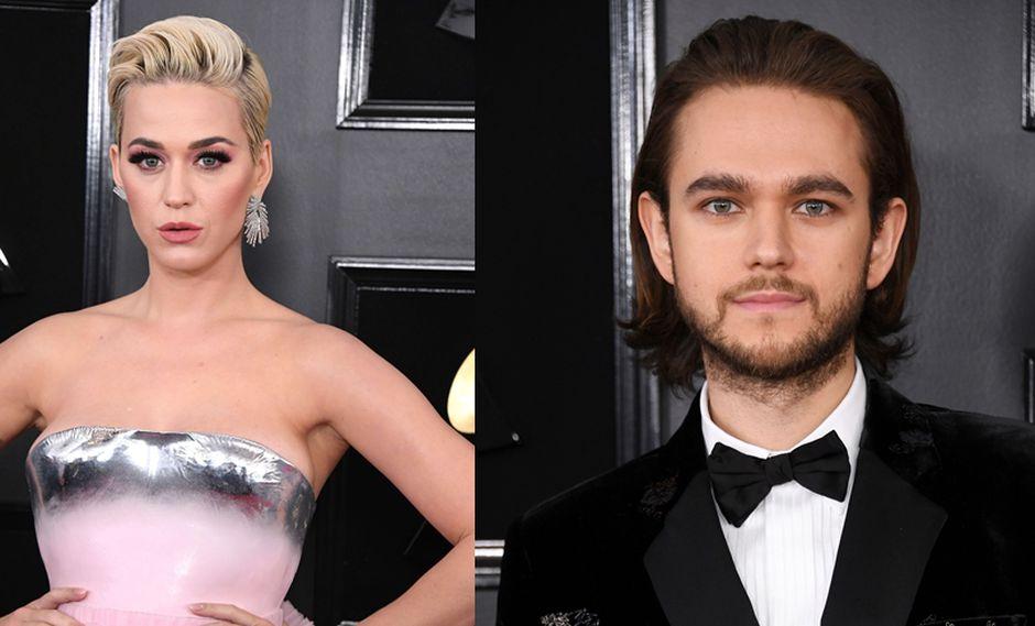 """""""365"""" es el regreso de Katy Perry después de """"Witness"""" y de Zedd después de """"The Middle"""". (Foto: AFP)"""