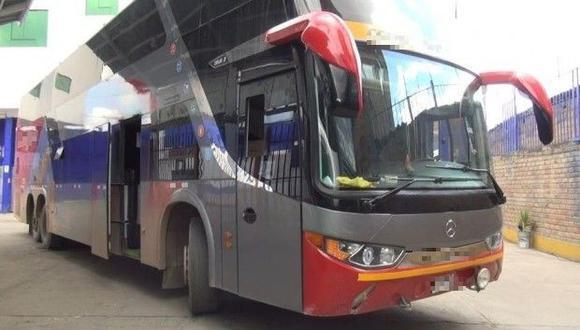 La Libertad: asaltan dos buses interprovinciales y desvalijan a pasajeros