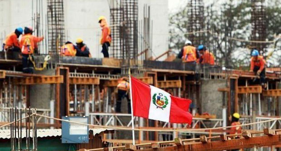 PBI del Perú se estima en US$239.218 millones para el 2019.
