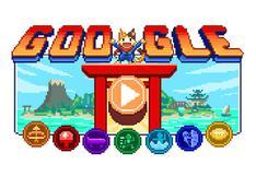 """Doodle de Google Tokio 2020: ¿dónde entrar y jugar el """"Doodle Champion Island Games""""?"""
