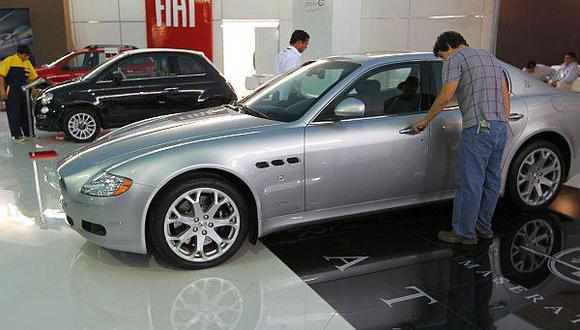 Ventas de autos superarán las 200 mil unidades en el 2014