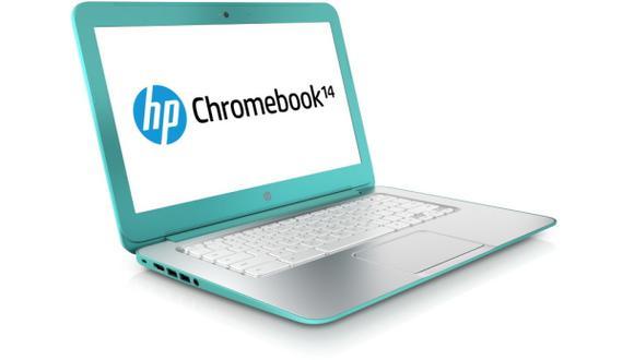 Las Chromebook llegaron al Perú