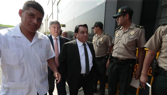 Luna Gálvez es investigado por el supuesto delito de lavado de activos. (Foto: Hugo Pérez | GEC)