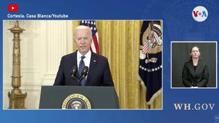 La Casa Blanca reacciona frente al ataque cibernético y la crisis laboral en EE.UU.