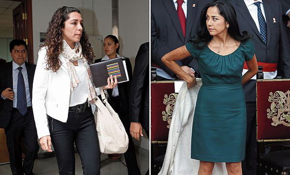 En el 2015 se conoció que Rocío Calderón, amiga de la ex primera dama, era la titular de una tarjeta de crédito con la que Nadine Heredia  realizó compras por US$38 mil en el exterior. (Fotos: Archivo El Comercio)