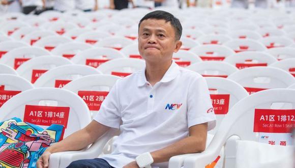 El millonario Jack Ma está en el punto de mira de las autoridades chinas. (Getty Images).