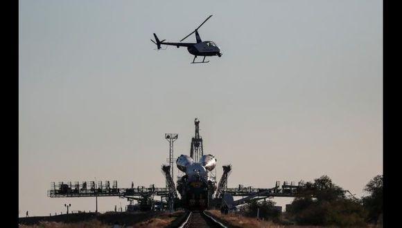 Rusia abrió centro de entrenamiento para pilotar helicópteros en Venezuela. (Reuters).