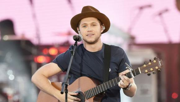 Niall Horan interpretó tema de One Direction