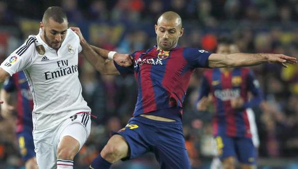 """Javier Mascherano: """"El fútbol es todo, no es solo posesión"""""""