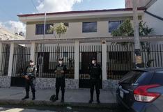 Apurímac: allanan viviendas del gobernador regional y otros funcionarios en investigación por compra de ambulancias