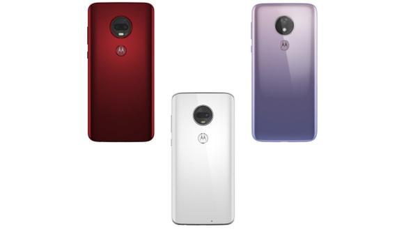 La familia Moto G7 de Motorola completa ya está disponible en el Perú. Se trata de tres smartphones de gama media con características muy particulares.