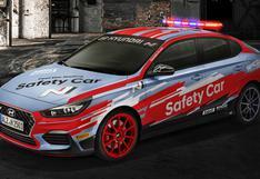 El deportivo Hyundai i30 N Fastback se convierte en un safety car