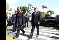 Oposición de Venezuela le pide al Perú apoyo para transición