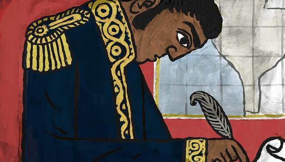 """""""Las conferencias de Punchauca no fueron solo la antesala inmediata de la proclamación de la independencia"""". (Ilustración: Víctor Aguilar)"""