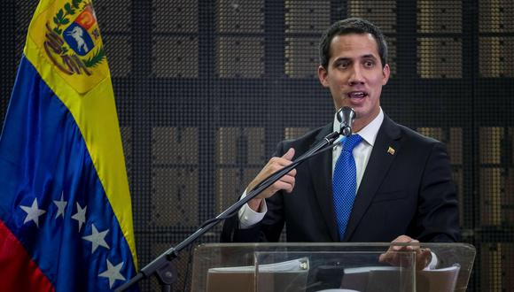 """Venezuela: Juan Guaidó dice que cita en Oslo, Noruega, terminó """"sin acuerdo"""" pero mediación sigue   Nicolás Maduro. (EFE)."""