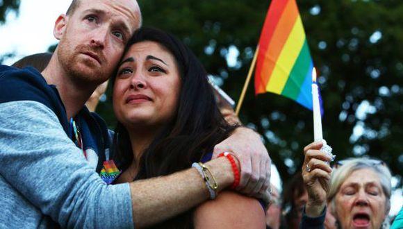 La matanza en Orlando ha conmovido a Estados Unidos. (Foto: AP)