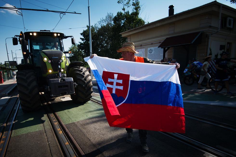 Eslovaquia. Independencia: Enero de 1993.Fue una de las naciones que más rápido se adaptó al capitalismo tras estar bajo la influencia soviética. Pertenece a la Unión Europea desde el 2004 y y es considerada una potencia automovilística. (Foto: AFP)