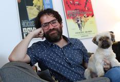 """Gonzalo Ladines y el humor negro de """"Una noche con Grotowski"""""""