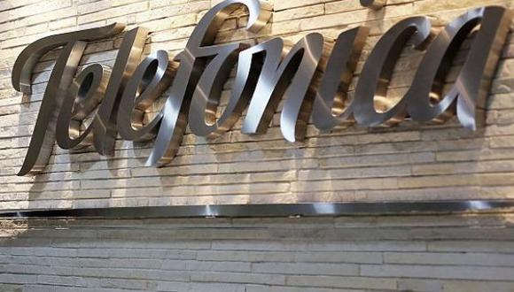 Ingresos totales de Telefónica crecieron 8% durante el 2013