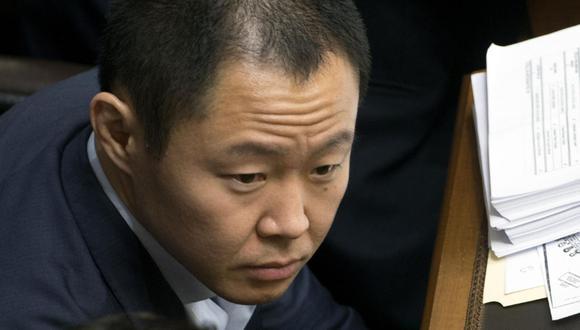 El Ministerio Público ha solicitado 12 años de prisión para Kenji Fujimori por el caso de los 'mamanivideos'.