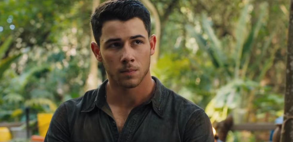 """Nick Jonas regresa para la secuela de """"Jumanji"""" (Foto: Captura de pantalla)"""