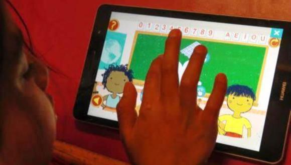 """""""Aprendo en casa"""": UNICEF, Amazon y todos los proveedores de contenido para el programa educativo. (Foto: Andina)"""