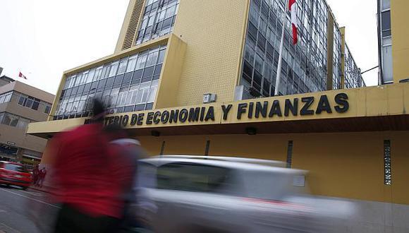 El Ministerio de Economía y Finanzas modificó el Decreto de Urgencia 005, que estableció medidas de austeridad en entidades del sector público. (Foto: USI)