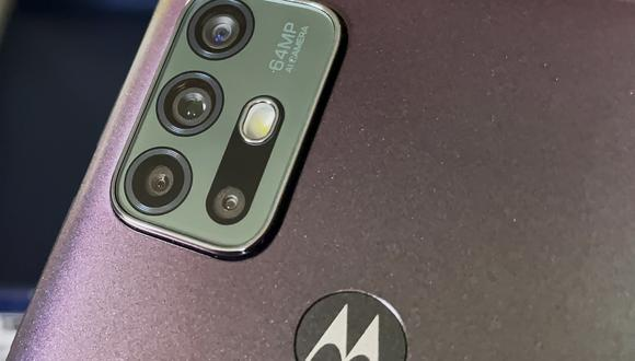 Conoce todas las características del Moto G30 de Motorola. (Foto: MAG)