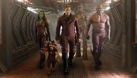 """""""Guardianes de la galaxia"""" arrasa en taquilla en Norteamérica"""