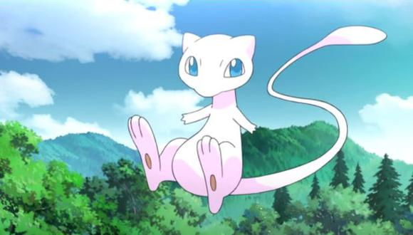 Mew es el pokemon 151 de la Pokédex. (Foto: Bulbapedia)