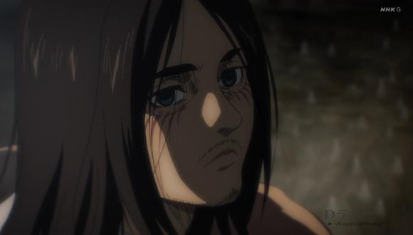 Eren consiguió el poder del Titán Martillo de Guerra (Foto: NHK)