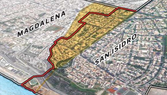 San Isidro vs Magdalena: la consulta vecinal es una opción