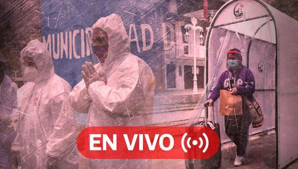 Coronavirus Perú EN VIVO | Conoce las últimas noticias y las cifras actualizadas del Minsa sobre el avance de la pandemia en el país, hoy sábado 21 de noviembre de 2020, día 251 del estado de emergencia | Foto: Diseño El Comercio