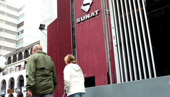 La Sunat acatará la decisión del TC. (Foto: Diana Chávez | GEC)